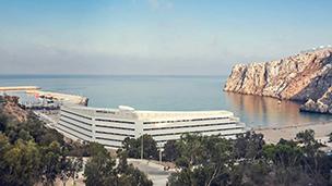 モロッコ - アルホセイマ ホテル