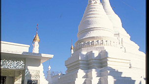Burma - Hotell Nyaungshwe