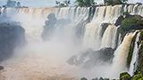Argentyna - Liczba hoteli Puerto Iguazú