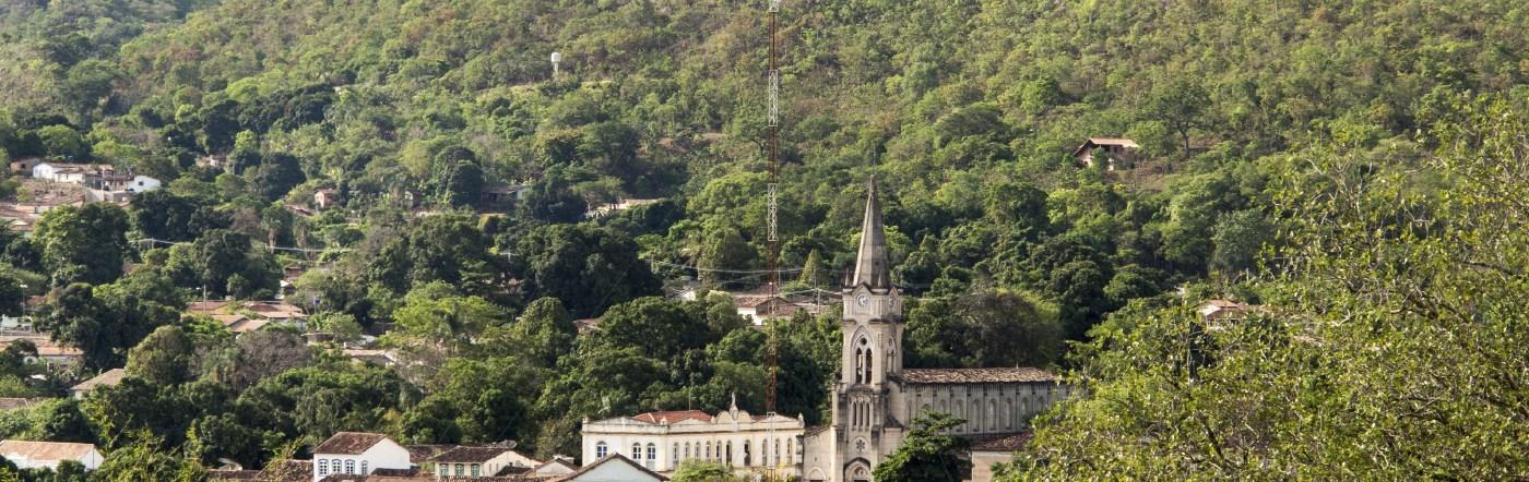 Brasilien - Hotell Jatai