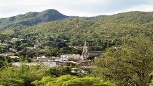 Brazylia - Liczba hoteli Jatai
