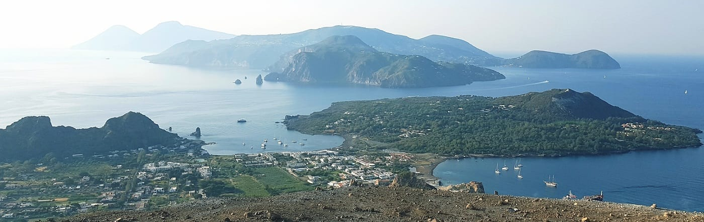 İtalya - Vulcano Oteller