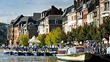 Bélgica - Hoteles Kortrijk