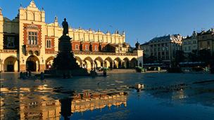 Polen - Hotell Kraków