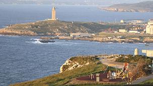 Spanien - Hotell A Coruña