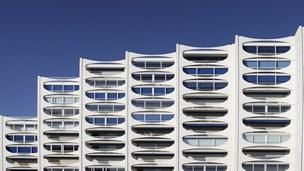 Francja - Liczba hoteli La Grande Motte