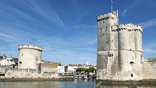 Frankrike - Hotell La Rochelle