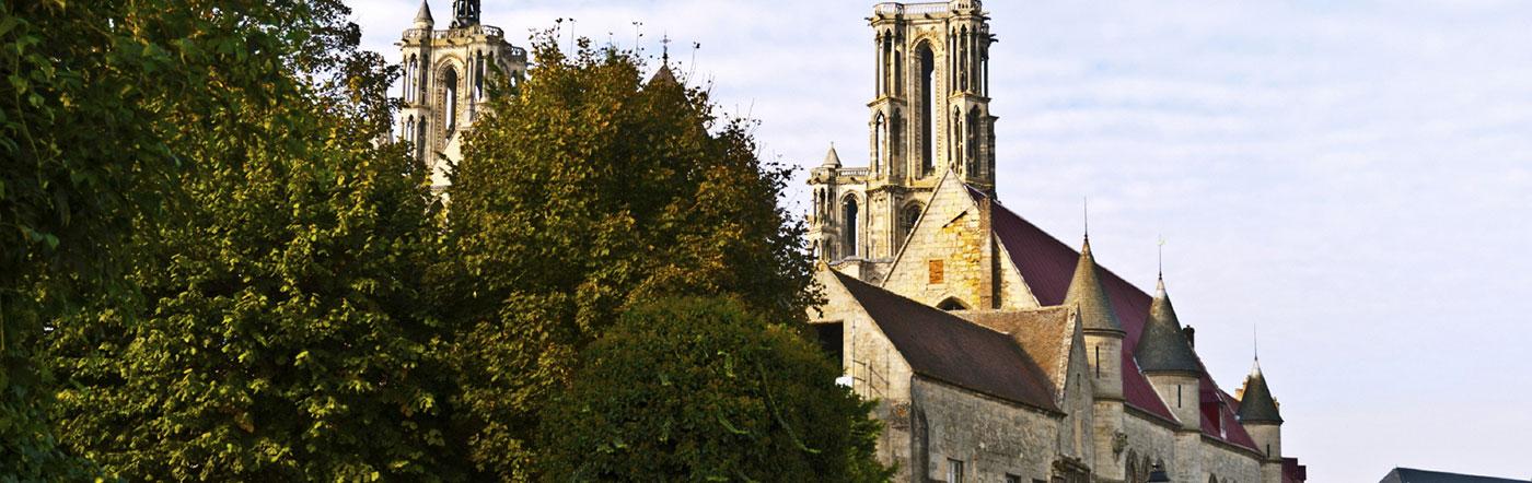 Frankrike - Hotell Laon