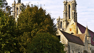 Francja - Liczba hoteli Laon