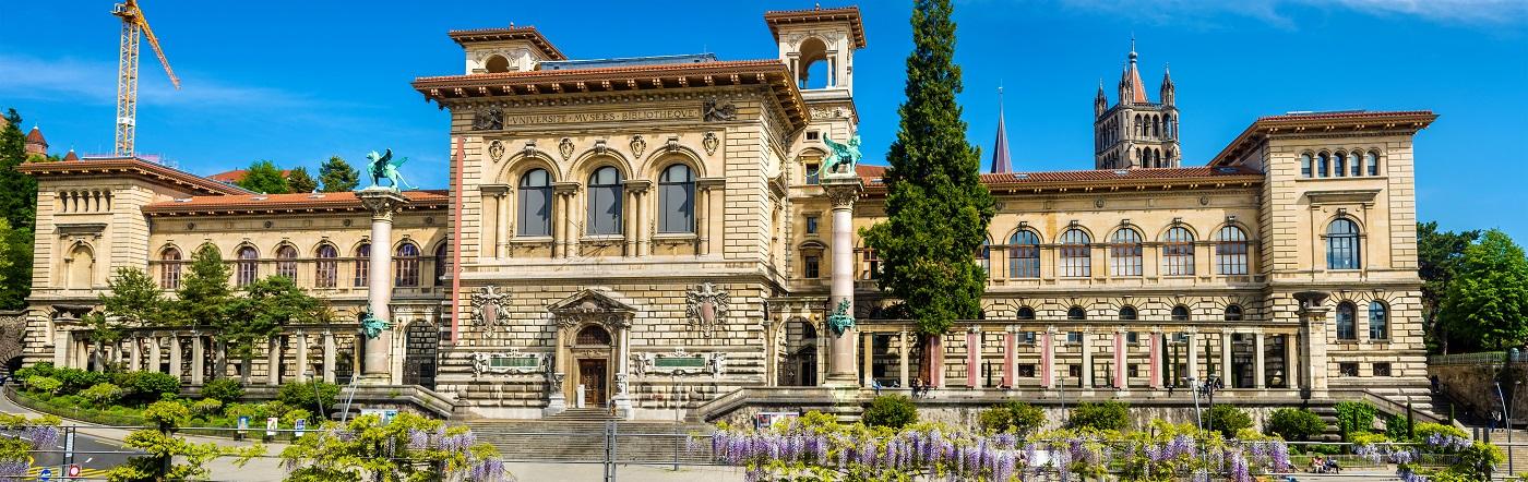สวิตเซอร์แลนด์ - โรงแรม โลซาน