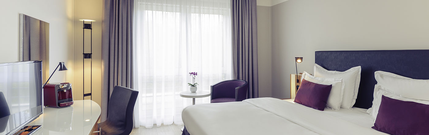 Frankrike - Hotell Le Bourget