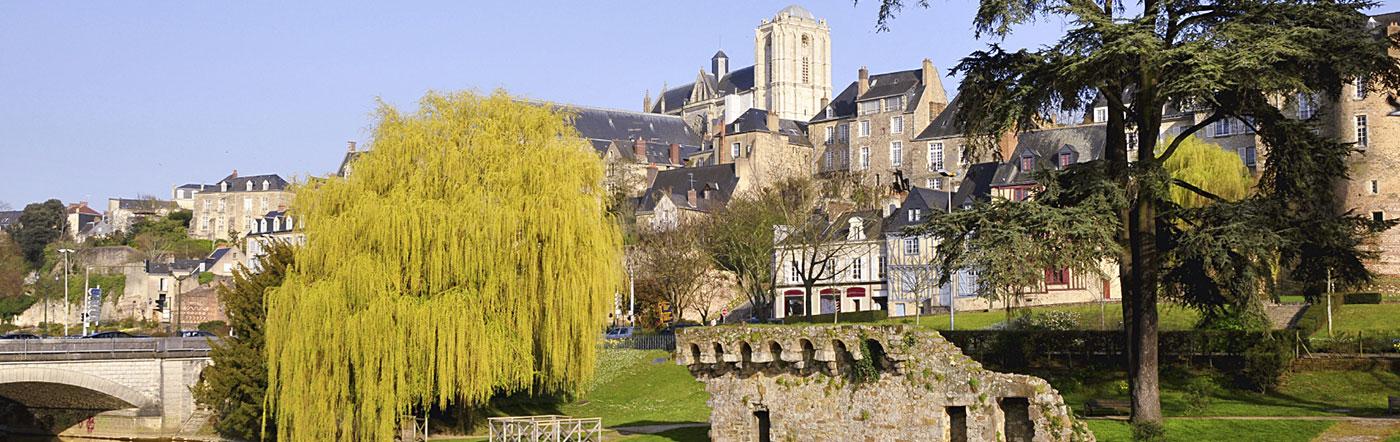 Frankreich - Le Mans Hotels