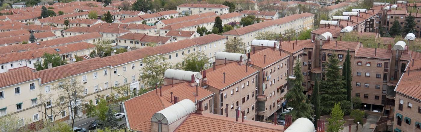 Hiszpania - Liczba hoteli Leganes
