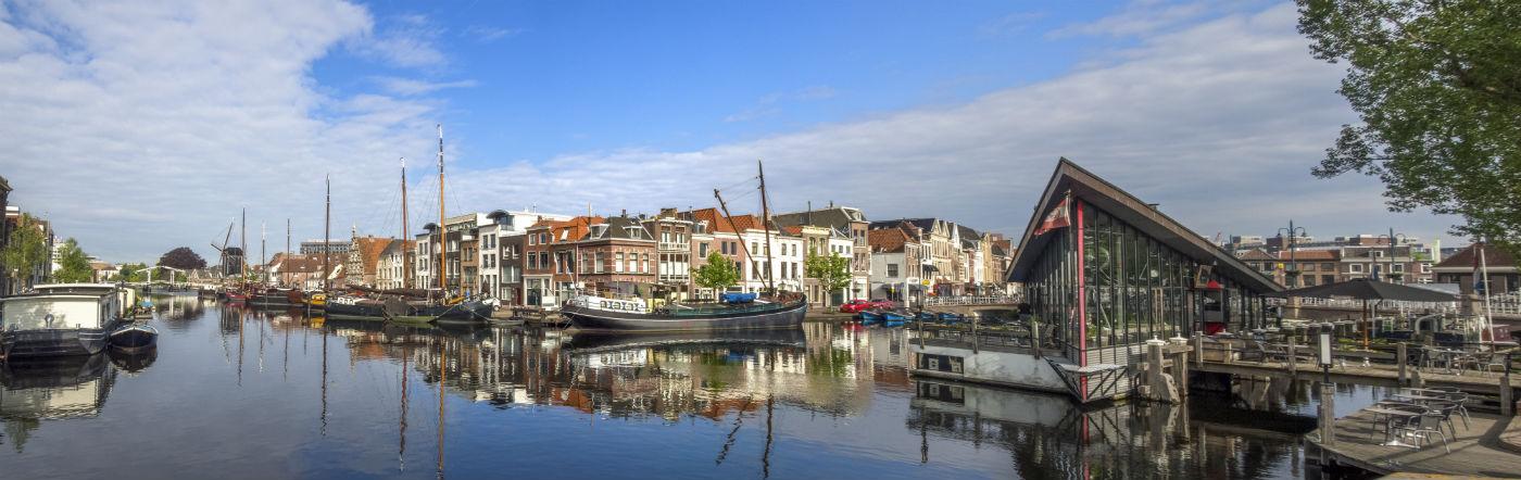 Nederländerna - Hotell Leiden