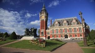 Francja - Liczba hoteli Lens