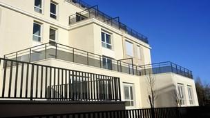 Francia - Hotel Les Ulis