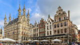 Belgien - Hotell Leuven