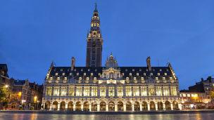Bélgica - Hotéis Lovaina