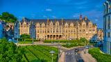 Belgien - Hotell Liège