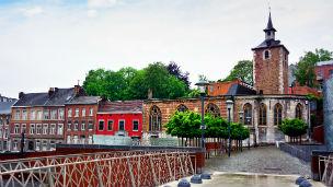 Belgia - Liczba hoteli Luik
