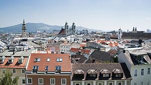 Österrike - Hotell Linz