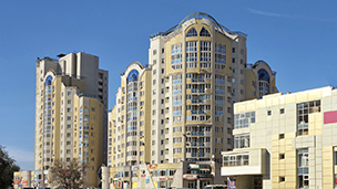 Ryssland - Hotell Lipetsk