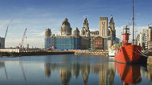 WielkaBrytania - Liczba hoteli Liverpool