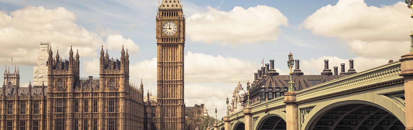 Reino Unido - Hoteles Londres