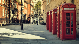 Reino Unido - Hotéis Londres