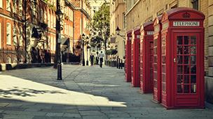 Wielka Brytania - Liczba hoteli Londyn