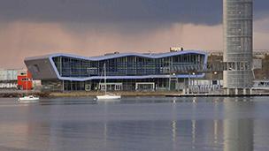 Francja - Liczba hoteli Lorient
