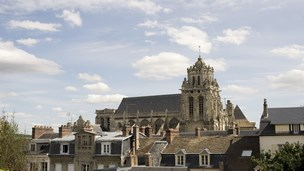 Frankrike - Hotell Louviers