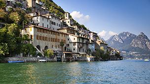 Szwajcaria - Liczba hoteli Lugano