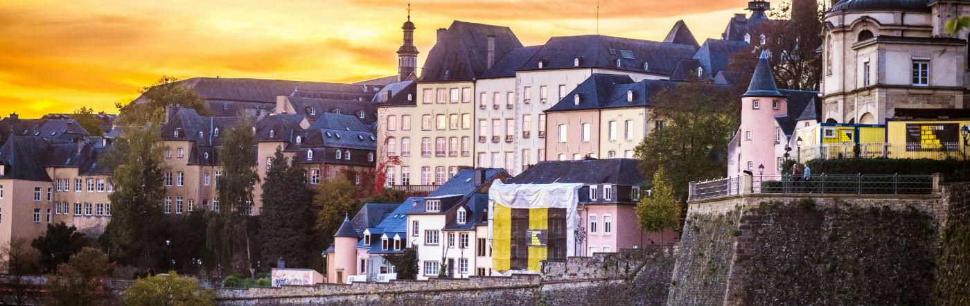 Luksemburg - Liczba hoteli Luksemburg