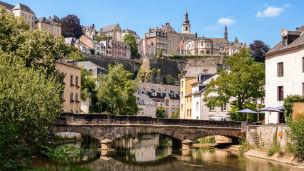 Luxemburgo - Hoteles Luxemburgo
