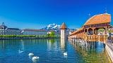 Schweiz - Hotell Luzern