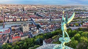 France - Hôtels Lyon