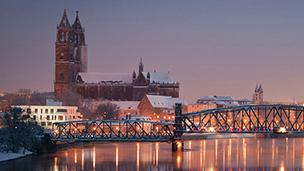 Alemanha - Hotéis Magdeburgo