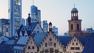 Niemcy - Liczba hoteli Moguncja