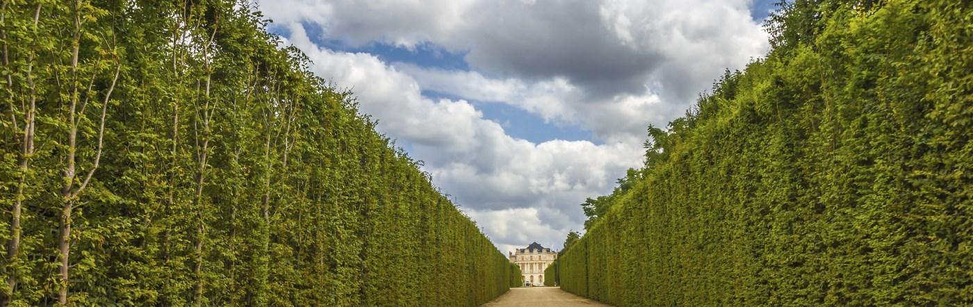 Francja - Liczba hoteli Maisons Laffitte