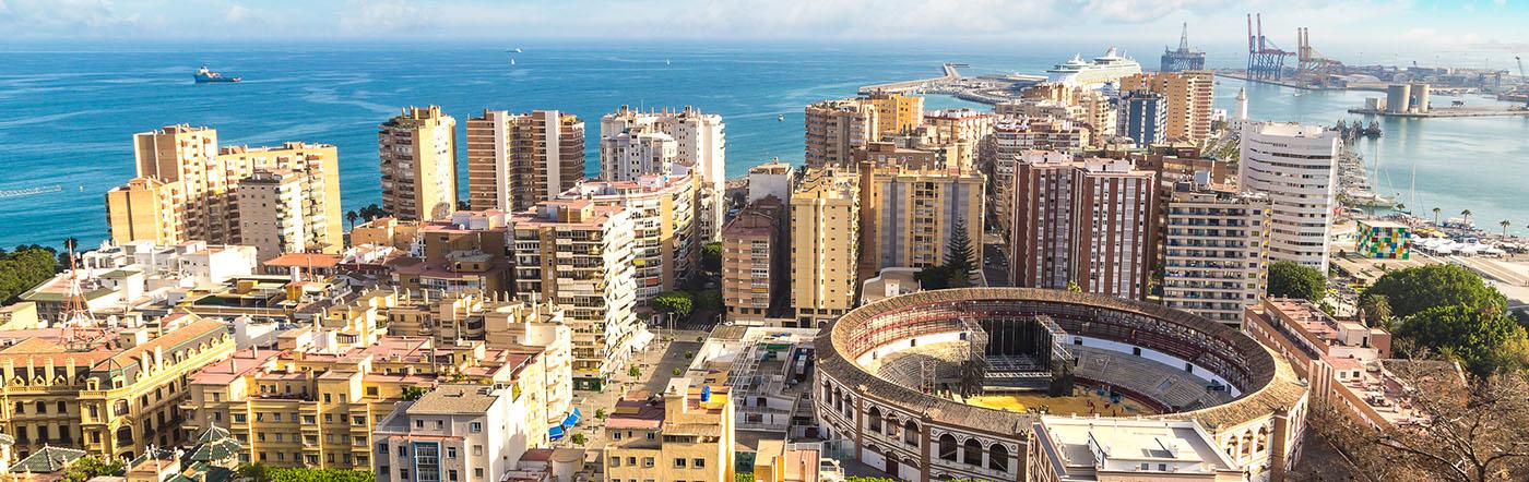 スペイン - マラガ ホテル