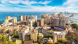 Spanien - Hotell Malaga