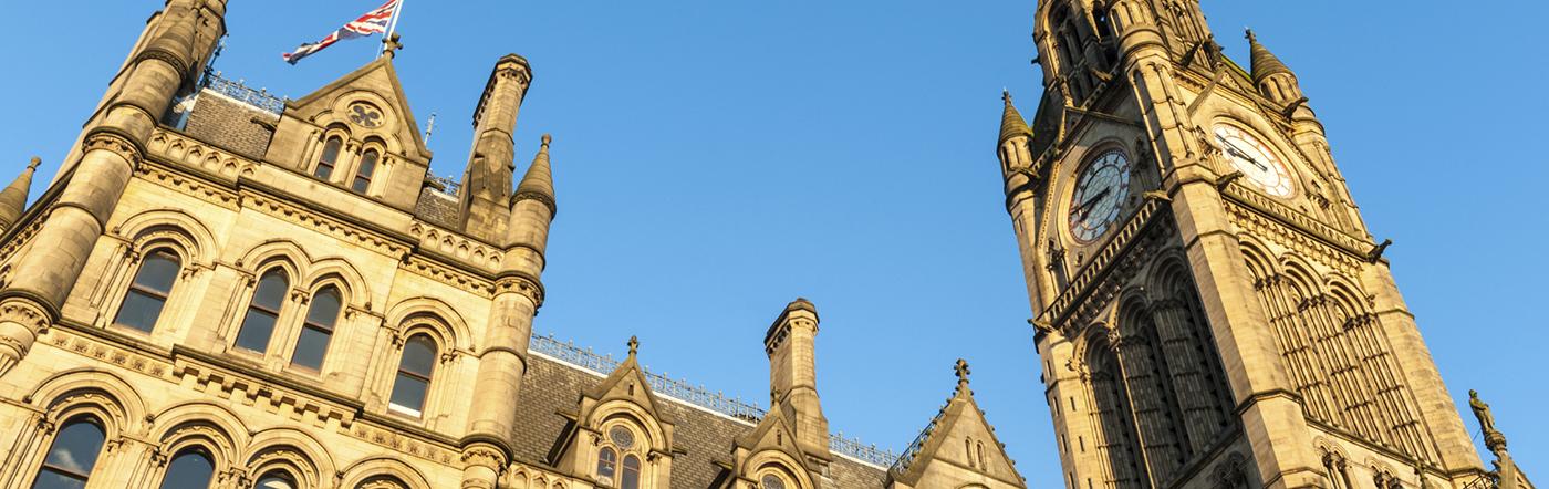 ReinoUnido - Hotéis Manchester