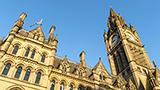 Wielka Brytania - Liczba hoteli Manchester