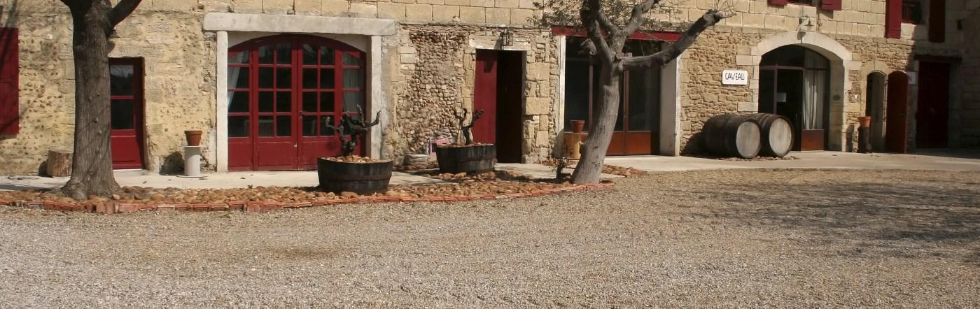 Frankrike - Hotell Marguerittes