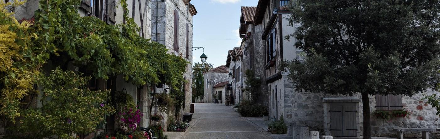 Frankrike - Hotell Marmande