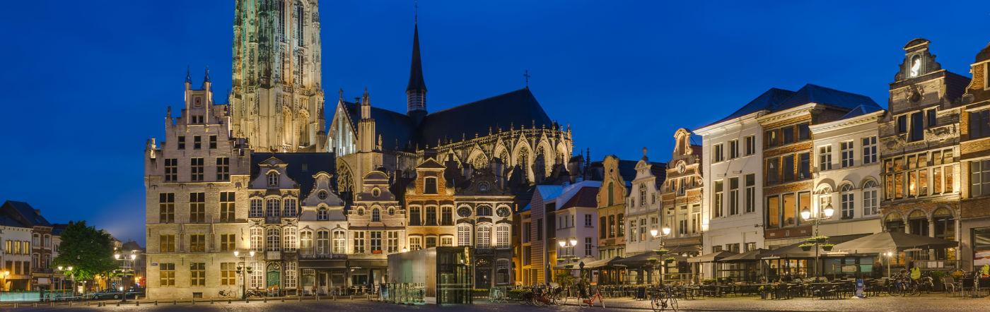 Belçika - Mechelen Oteller