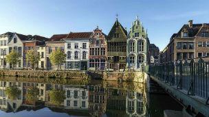 Belgia - Liczba hoteli Mechelen