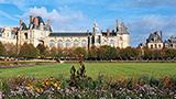 Francja - Liczba hoteli Melun