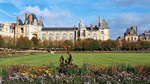 Frankrike - Hotell Melun